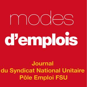 Modes d'emploi, publication du SNU Pôle Emploi