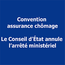 Convention assurance chômage