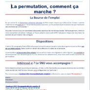 Le Droit de Savoir N°6 – La Permutation, comment ça marche –
