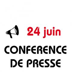 Invitation à une conférence de presse