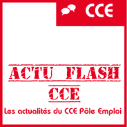Actu Flash CCE du 08 janvier
