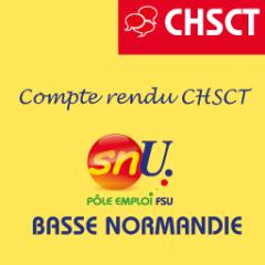 Compte rendu du CHSCT du 18 août 2015