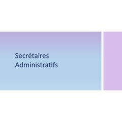 Secrétaire administratif