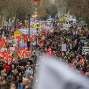 Contre la réforme des retraites, l'intersyndicale nationale appelle à amplifier la mobilisation