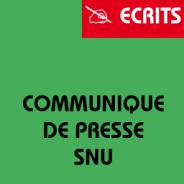 Chiffres du chomage juin 2015 : communiqué du SNU
