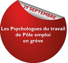 Les psychologues de Pôle emploi en grève le 29 septembre
