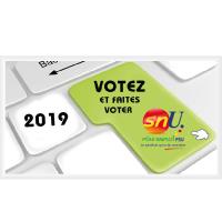 Elections 2019 : je choisis mes élu.es